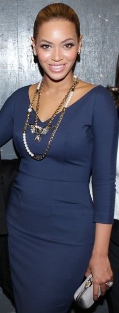Beyonce- this dress is Fab