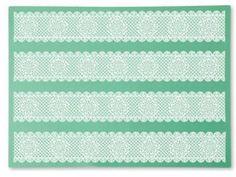 Tapete Decorador Puntillas Para Pasteles (Diseño 3) Farmhouse Rugs, Soaps, Pastries, Planner Decorating, Lace
