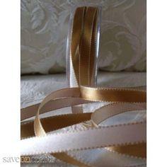 Gold Stars May Arts 3//4-Inch Wide Ribbon