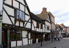 Friar Street, Worcester.