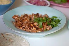 Remsans bistro: Pulled chicken