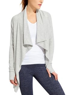 ∞ athleta studio wrap