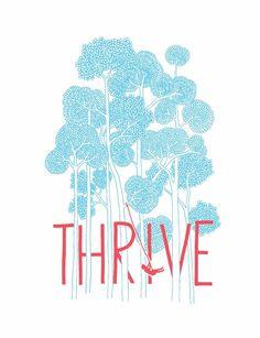 Thrive Flowy V Neck