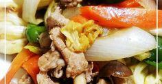 ♡定食屋さんみたいwwwな野菜炒め♡ by ♡ちゅるママ♡ [クックパッド] 簡単おいしいみんなのレシピが236万品