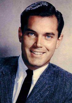 Handsome Jeffrey Hunter in 1955