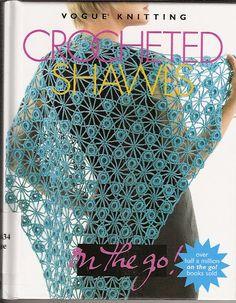 Crocheted Shawls On The Go - Alejandra Franco-Tejedora - Picasa Web Albums....
