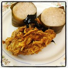 One of Malay food during Eid Celebration