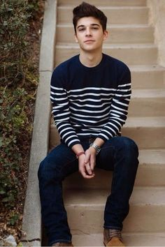 30 Cool Teen Fashion Looks For Boys | http://stylishwife.com/2014/10/cool-teen-fashion-looks-for-boys.html