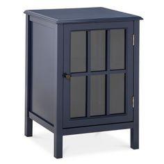 Windham One Door Accent Cabinet - Threshold