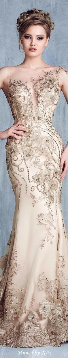 Tony Chaaya Couture S/S 2016