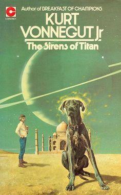 Kurt Vonnegut Jr - The Sirens of Titan