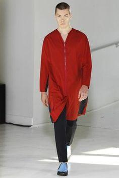 N.Hoolywood Spring 2017 Menswear Fashion Show Collection