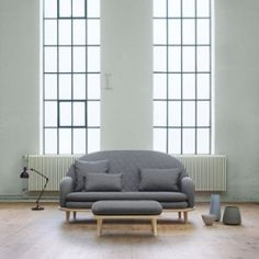 Swedish Note Design Studio with a series of 'Rise' Sofas for Fogia to be launched during the 2014 Stockholm Design Week.