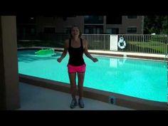 Backyard Boot Camp: Buns and Calves Exercise Video