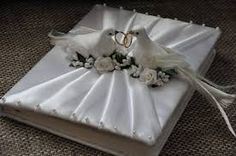 ani defteri - Google Search Scrapbook Cover, New Project Ideas, Double Front Doors, Marriage Decoration, Card Making Tips, Book Binding, Wreaths For Front Door, Wedding Guest Book, Wedding Cards