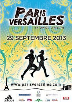 Course Paris Versailles 2013. Le dimanche 29 septembre 2013 à Paris07.