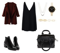 """""""Untitled #451"""" by aatk on Polyvore featuring STELLA McCARTNEY, Michael Kors, WithChic, Marc by Marc Jacobs, Givenchy, women's clothing, women's fashion, women, female and woman"""