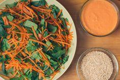 salade thai de carottes-1