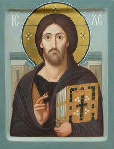 Handpainted Icons of Christ the Pantocrator (Mt. Sinai) with Various Backgrounds Order here: https://catalog.obitel-minsk.com/christ-the-pantocrator-imp-08015.html #CatalogOfGoodDeeds #OrthodoxIcons #Iconography Iconography