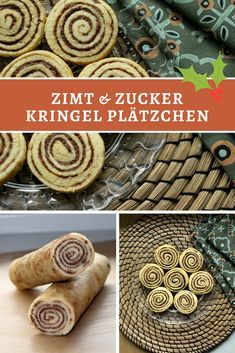 Zimt & Zucker Kringel Plätzchen Rezept - leckere Weihnachtskekse einfach und schnell You are in the right place about biscuits iniciantes Here we offer you the most beautiful pictures about the biscui Christmas Biscuits, Christmas Baking, Christmas Cookies, Christmas Parties, Christmas Treats, Christmas Recipes, Gingerbread Cookies, Italian Christmas, Christmas Drinks