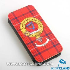 Rose Clan Crest Phone Cover