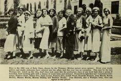 wampas baby stars 1931