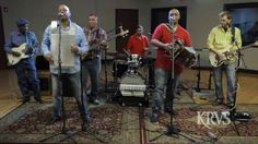 "KRVS - Corey Ledet and his Zydeco Band ""Promised Land Two Step"""