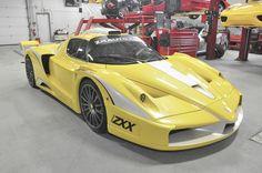 Ferrari Enzo ZXX Evolution by Edo Competition back at ZR Auto
