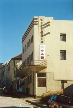 Art Deco Hotel Architect: Jones and McWilliams Built: 1936 Location: Victoria Street, Central, Port Elizabeth. Photo taken 1986 Port Elizabeth South Africa, Art Deco Hotel, Old Port, Historical Pictures, Om, The Past, Victoria, Memories, History