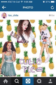 Go check out lox_chile on INSTA if you love mahogany edits <3