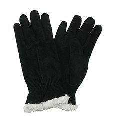 totes ISOTONER Womens Suede with Sherpa Spill Winter Gloves (X-Large, Black) Totes http://www.amazon.com/dp/B00O4DO438/ref=cm_sw_r_pi_dp_llKIub0JFDD75