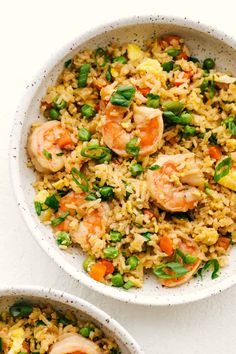Better than Takeout Shrimp Fried Rice...