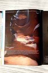 Kolejna publikacja, tym razem moje fotografie zostały zaprezentowane na łamach miesięcznika Poznaj Świat