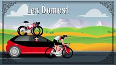 An animated history and explanation of all you need to know about the Tour de France.
