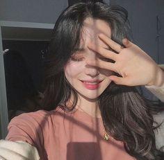 Imagem de girl, ulzzang, and ulzzang+girls Ulzzang Korean Girl, Cute Korean Girl, Ulzzang Couple, Korean Aesthetic, Aesthetic Girl, Aesthetic People, Girl Korea, Asia Girl, Tunblr Girl