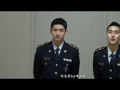 160130 동방신기 TVXQ 최강창민 Changmin 경찰힐링콘서트 퇴근인사