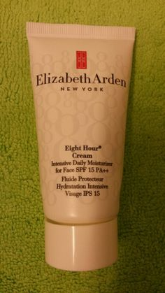 Arden Eight Hour Cream Daily Moisturizer, Cosmetics, Cream, Moisturiser, Creme Caramel, Beauty Products, Sour Cream, Lotion, Drugstore Makeup