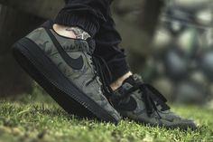 Macho Moda - Blog de Moda Masculina: Editorial Macho Moda #09 - #Híbrido - Nike Air Force 1 lv 08 Camo