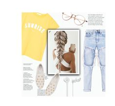 """""""Untitled #16"""" by paulahastings ❤ liked on Polyvore featuring MANGO and MICHAEL Michael Kors"""