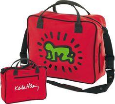 Sorteo bolso Keith Haring de la marca Brevi
