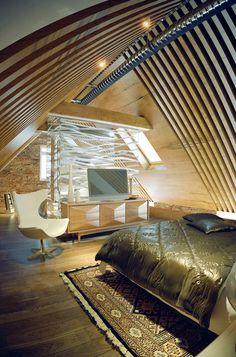 Denis Chigidin, room renderings
