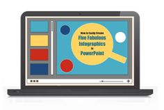 PowerPoint Template for Designing Infographics