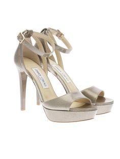 0660029ba31c JIMMY CHOO Kayden Glitter Patent Platform Sandal.  jimmychoo  shoes   sandals Ankle Wrap