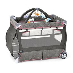 "Chicco Lullaby LX Play Yard - Foxy - Chicco - Babies ""R"" Us"