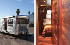 Jane Hallworth Interior Design Airstream Trailer for LA Times | Remodelista
