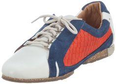 Stork Steps SAMANTHA 1796765, Damen Sneaker, Blau (Iceberg/Kid Suede/Snake/Off white/Jeans/Red 091), EU 41 - http://on-line-kaufen.de/unbekannt/41-eu-stork-steps-samantha-1796765-damen-sneaker
