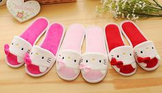 New Winter Plush Kitty Children Cute Cartoon Baby Indoor Slippers Footwear - Buy Slippers,Pink Slippers,Plush Pink Slippers Product on Alibaba.com