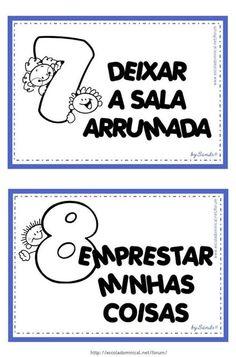 7 e 8 Preschool Rules, Learn Portuguese, A30, English Class, Me On A Map, School Projects, Back To School, Homeschool, Classroom
