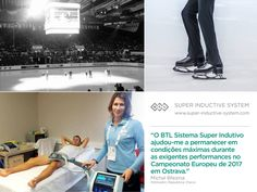 """CLINICAMENTE COMPROVADO Visite-nos na MEDICA 2017: Hall 9, Stand B74. #BTL #Medica #medica2017 #medicadusseldorf #superinductivesystem #sis #clinicallyproven #testemunhos #fisioterapia #btlfisioterapia #ortopedia  https://www.super-inductive-system.com/testimonials"""