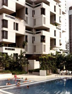 Safdie Architects - Ardmore Habitat Condominiums